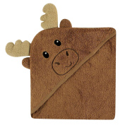 Baby Vision Luvbale Friends Animal Hooded Towel - Moose