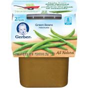 Gerber 2nd Foods Green Beans - 2 Pack