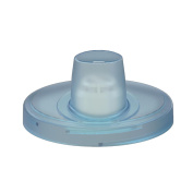 Adiri Nurser Bottle to Sippy Cup Transitional Cap - Blue