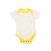 Finn + Emma Organic Cotton Unisex Gift - Size 0-3 - Jungle print