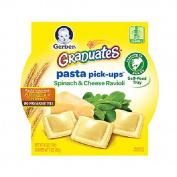 Gerber Graduates Lil' Pastas Spinach Ravioli Cheese