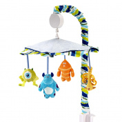 Disney Baby - Monsters, Inc. Musical Mobile