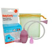 Baby Comfy Nose Nasal Aspirator - Magenta