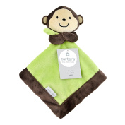 Carter's Monkey Security Blanket