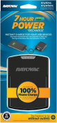 Rayovac PS79-4B 7-Hour Power Recharge Emergency Charger with Cord and Batteries