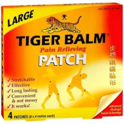 Tiger Balm Patch Large 4 Each