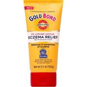 Gold Bond Healing Medicated Eczema Relief Skin Protectant Cream, 160ml
