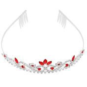 Crystal Rhinestone Wedding Bridal Prom Party Headband Hair Tiara Jewellery Princess Crown
