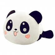 AutumnFall® 20cm 8 inch Plush Doll Toy Stuffed Animal Panda Pillow Bolster Gift