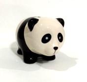 Ceramic Panda Piggy Coin Bank Money Bank Aprox. size 12 x 8 cm
