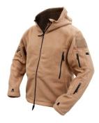 Mens Military Army Combat Recon Hoodie US British Fleece Hoodies Sweat Shirt Zip Jacket Smock New