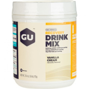 GU Recovery Drink Mix, Chocolate Smoothie, 0.8kg Canister