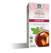 Cid Botanicals Stevia Sweetener Passion Fruit Box X 40 Packets