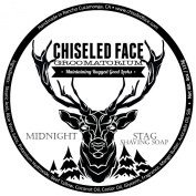 Midnight Stag - Handmade Luxury Shaving Soap From Chiselled Face Groomatorium
