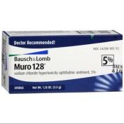 Bausch & Lomb Muro 128 5% Ointment 3.50 g