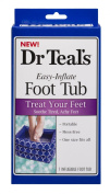 Dr.Teal's Easy-Inflate Foot Tub