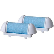 Pursonic Replacement Callus Remover Rollers, 2 count