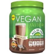 Vegan Pure Chocolate Nutritional Shake Dietary Supplement, 430ml