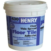 ClearPro Clear VCT Floor Adhesive-GAL H430 VCT TL ADHESIVE