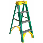 Werner 5904 1.2m Fibreglass Step Ladder