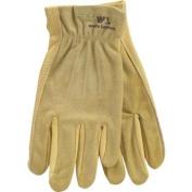 Sml Split Cowhide Glove 1124S