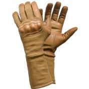 HWI Gear LGHKTG300 Long Gauntlet Hard Knuckle Glove, Coyote