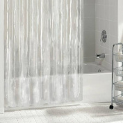 Excell Shower Curtain/Liner PEVA, 1.0 CT