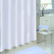 Excell Soft Sensation Vinyl Shower Curtain Liner