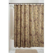 InterDesign Cheetah Shower Curtain