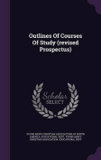 Outlines of Courses of Study