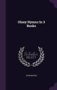 Olney Hymns in 3 Books