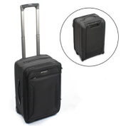 Road Warrior M-Series 50cm Collapsible Upright Suitcase Rolling Bag Expandable
