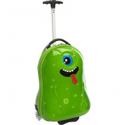 TrendyKid Alien Kids' Rolling Carry On