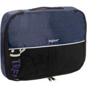 Baglane Navy Blue TechLife Nylon Luggage Organisation Packing Cube Bag