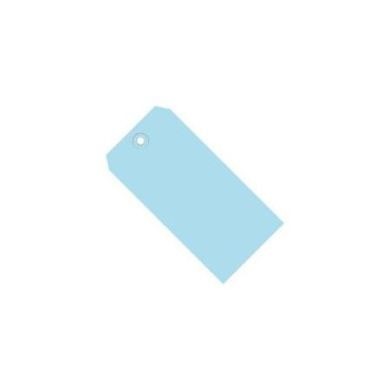 Light Blue 13 Pt. Shipping Tags SHPG11021B