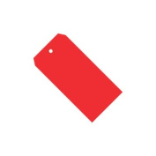 Red 13 Pt. Shipping Tags SHPG11051E