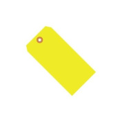Fluorescent Yellow 13 Pt. Shipping Tags SHPG12041A