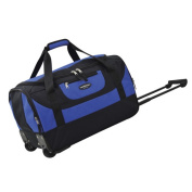 Travellers Club Adventure 50cm 2 Wheeled Carry-On Duffel