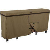 Classic Accessories Hickory Log Rack Cover, Tan