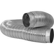 Dundas Jafine Aluminium Dryer Duct With Collar