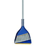 Superior Performance Angle Broom and Clip on Dustpan