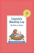 Lincoln's Reading Log