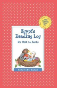 Egypt's Reading Log