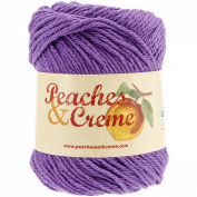 Peaches & Cream Yarn-Black Currant