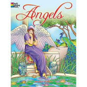 Dover Publications, Angels Colouring Book