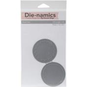 Die-Namics Die-Peek-A-Boo Circle Windows