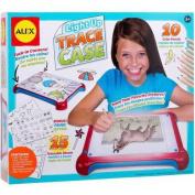 ALEX Toys Artist Studio Light Up Trace Case