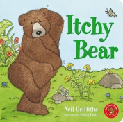 Itchy Bear [Board book]