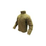 Condor Alpha Fleece Jacket Tan, M
