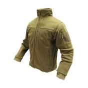 Condor Alpha Fleece Jacket Tan, L